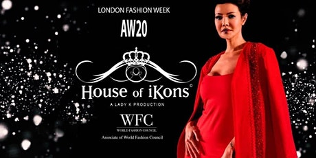 House of iKons February 2020 London Fashion Week tickets