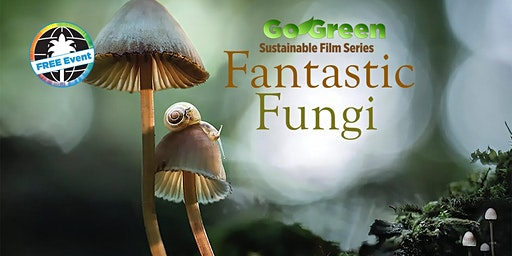 Go Green: FANTASTIC FUNGI