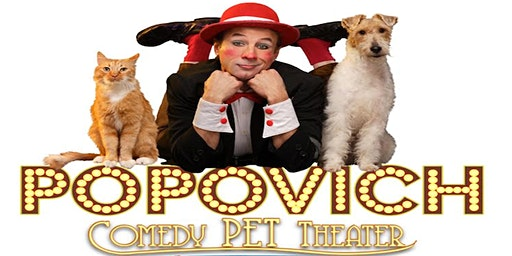 The World Famous Popovich Comedy Pet Theater