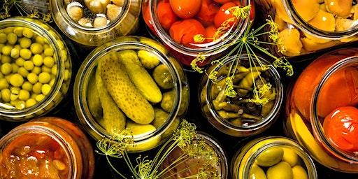 Pickle Making Workshop