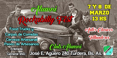 ROCKABILLY FEST EN TURDERA tickets