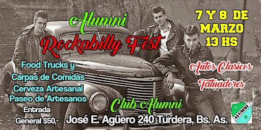ROCKABILLY FEST EN TURDERA