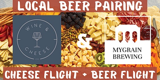 Local Beer Pairing Event: Wine & Cheese Co. Plainfield