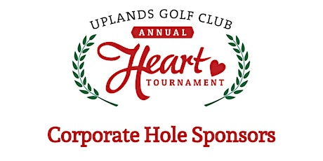 2020 Corporate Hole Sponsorships tickets