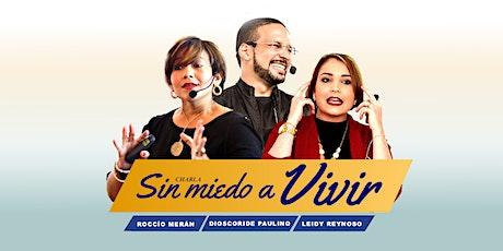 """""""SIN MIEDO A VIVIR 05""""   ENE.30, SANTO DOMINGO entradas"""