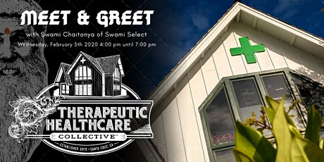 Swami Select In-Store Meet & Greet: THC Soquel tickets