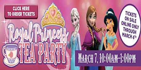 Royal Princess Tea Party Newnan tickets