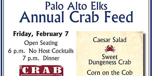 Palo Alto Elks Annual Crab Feed
