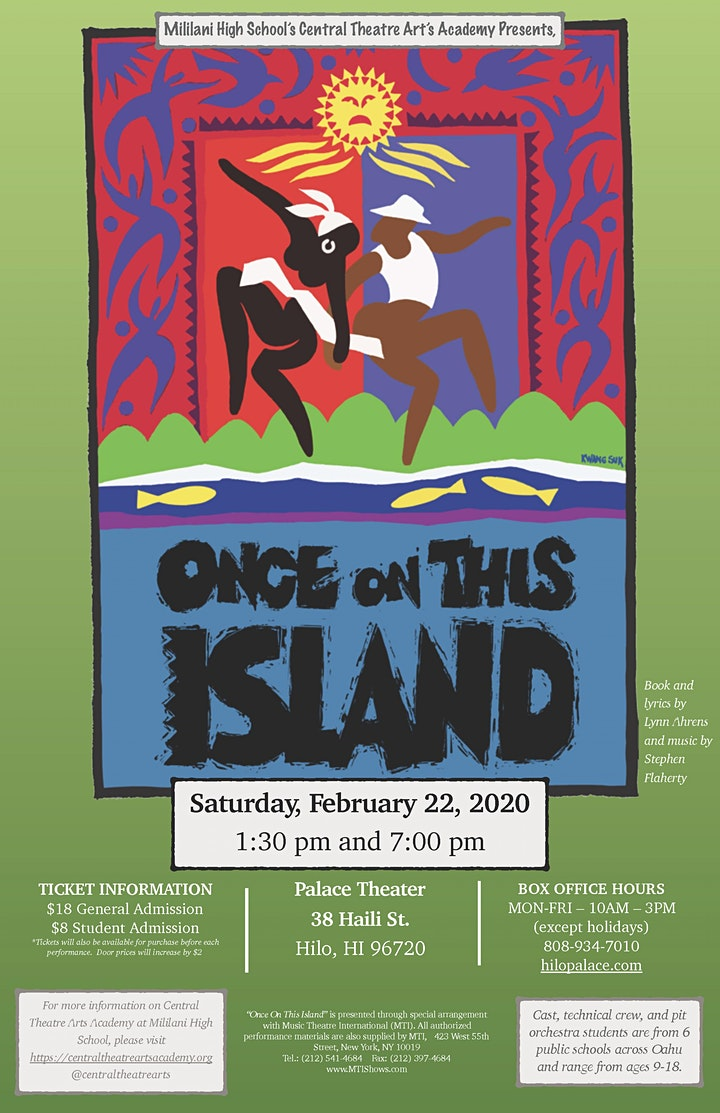 Once On This Island image