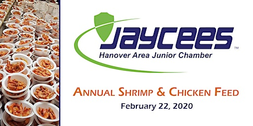 Hanover Area Jaycees Annual Shrimp and Chicken Feed