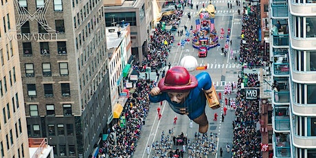 Thanksgiving Parade Viewing 2021 @ Monarch Rooftop & Indoor Lounge tickets