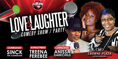 Comedy Show, Love & Laughter affair Valentine's Friday, February 14, 2020 tickets