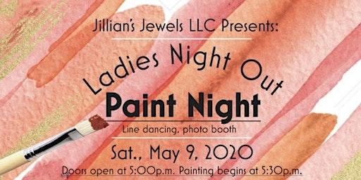 Jillian's Jewels LLC Presents: Ladies Paint Night