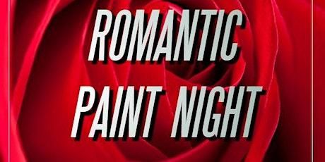 Romantic Paint Event tickets
