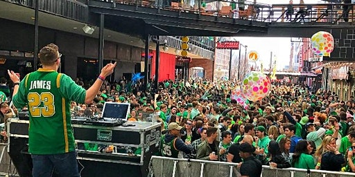 Kegs & Eggs St. Patrick's Day Rally