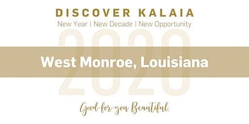Discover Kalaia - 2020 (Louisiana)