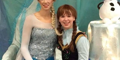 School Vacation Week~ Elsa and Anna Sing-Along and