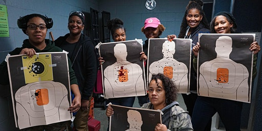 Ladies Day at the Range with Black Bottom Gun Club