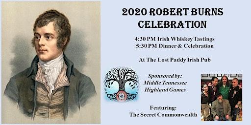 2020 Robert Burn's Celebration