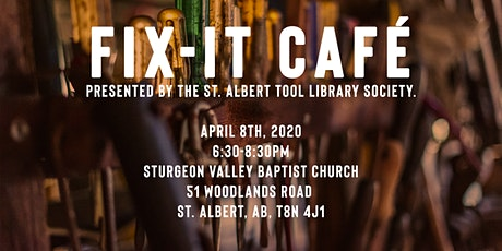 Fix It Cafe - April 8 - Sturgeon Valley Baptist Church tickets