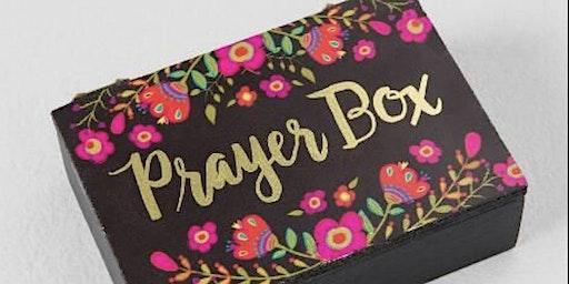 Pray Box (DIY)