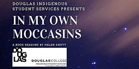 "Book Reading of ""In My Own Moccasins"" by Helen Knott tickets"