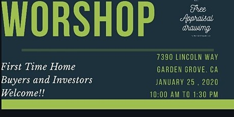 Home Buying Made Easy Workshop (FREE) tickets