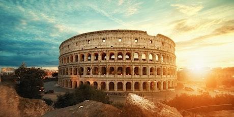 Conférences sur l'Italie billets