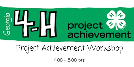 Project Achievement Workshop tickets