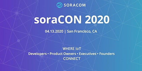 soraCON 2020 tickets