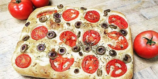 Focaccia Bread Basics