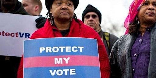 Reclaim Our Vote:  Andrea Miller