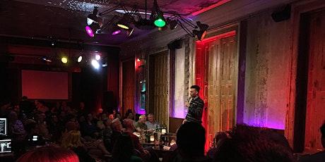 POSTPONED: 4-20 Comedy Night (English Comedy Open Mic) tickets