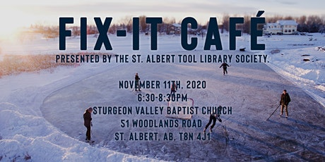 Fix It Cafe - December 9 - Sturgeon Valley Baptist Church tickets