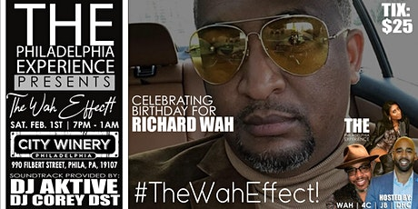 The Wah Effect tickets