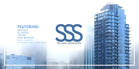 SSS Vol. 3 // The Seven Sound Series tickets