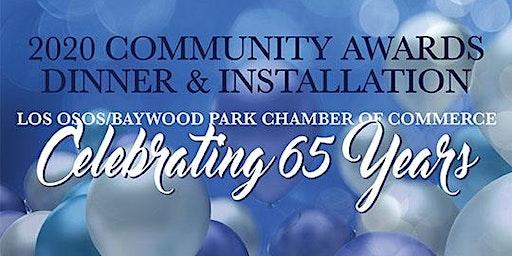 2020 Community Awards Dinner & Installation