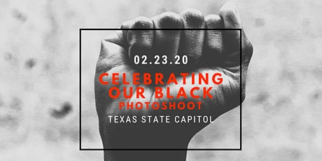 3rd Annual Celebrating Our Black Photoshoot + Post Celebration tickets