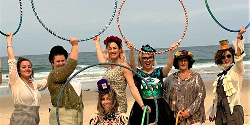 Adults Beginner Hoop Dance Fundamentals & Fitness Classes.
