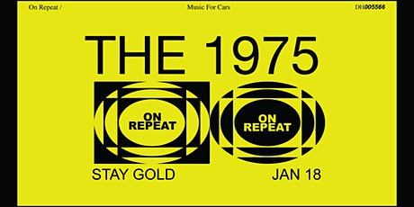 ON REPEAT: THE 1975 tickets