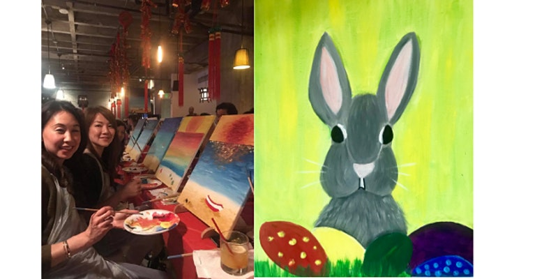 Easter Paint & Sip