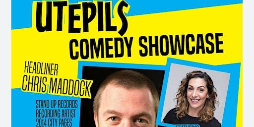 Utepils Comedy Showcase
