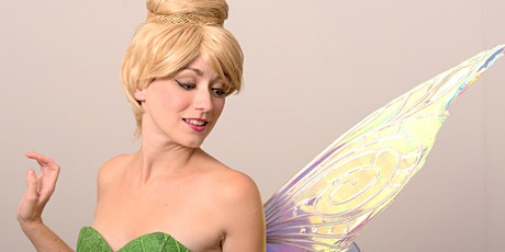 The Royal Treatment with TinkerBell tickets