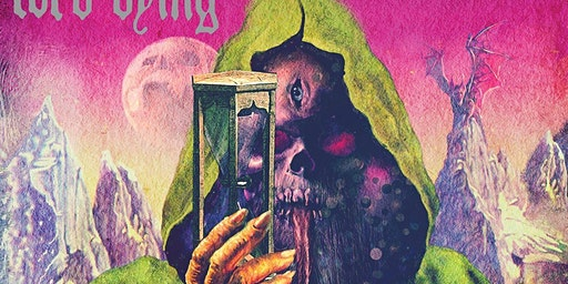 Lord Dying / Green Altar / Molten / Azimuth at Lookout Lounge