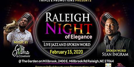Raleigh Night of Elegance tickets