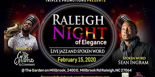 Raleigh Night of Elegance