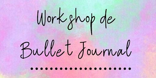 Workshop de Bullet Journal
