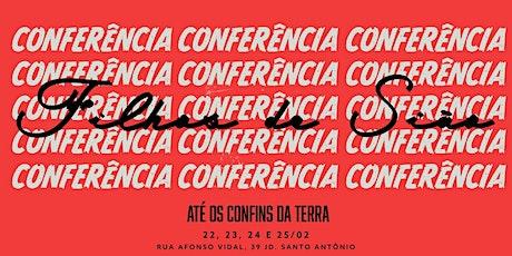 Conferência Filhos de Sião ingressos