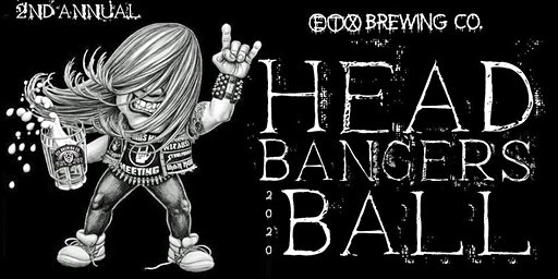 2020 ETX Headbangers Ball