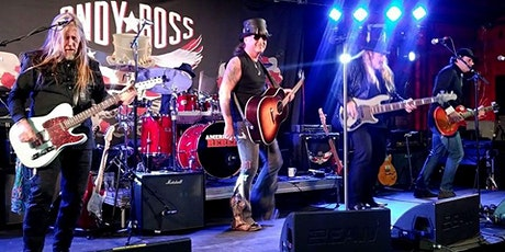 """CANCELED Andy Ross """"American Rebel"""" with Donnie Miller & Rude Awakening tickets"""